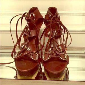 """Gucci 5"""" Sandals"""